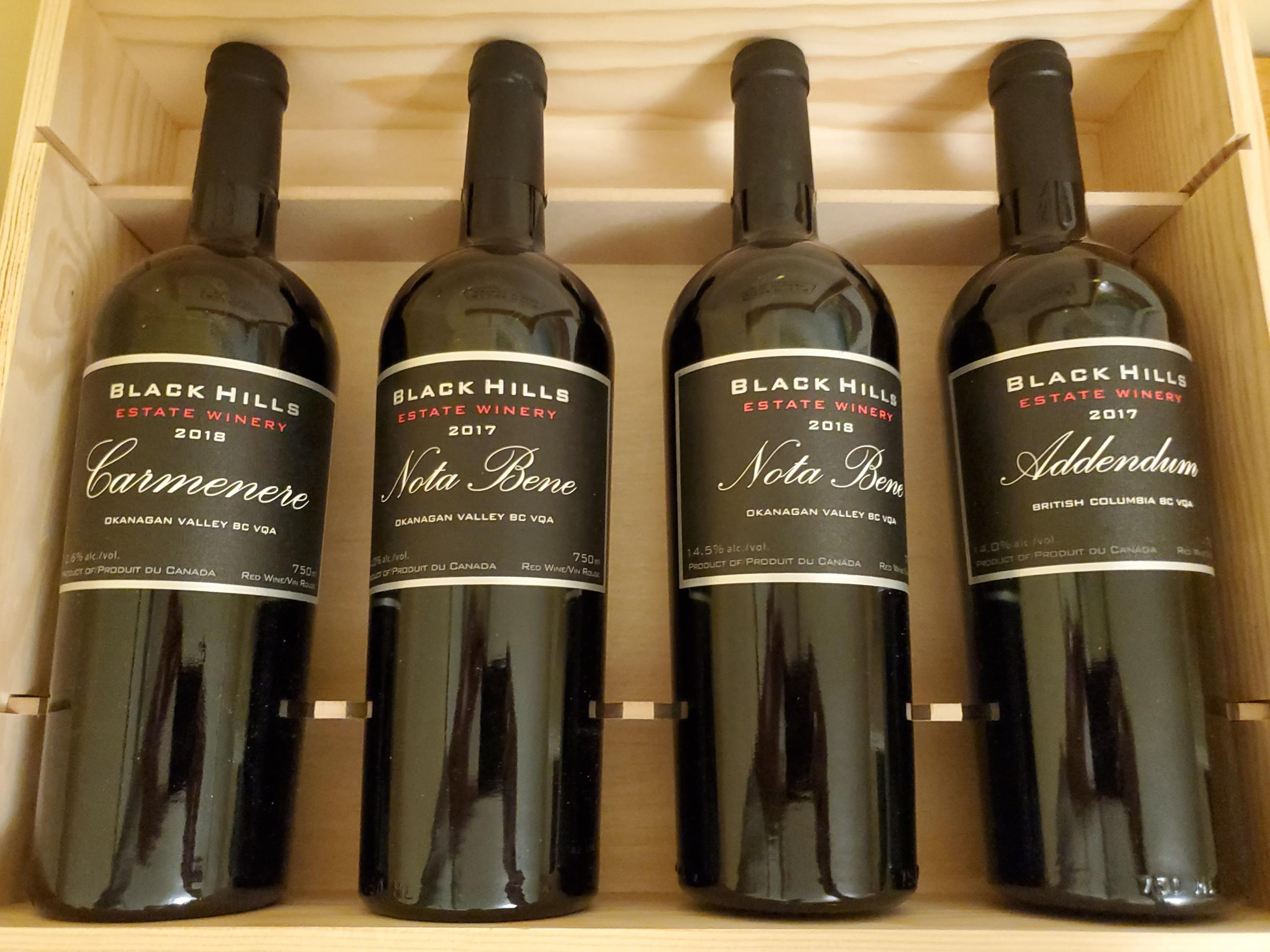 Black Hills Estate Winery Collector Pack